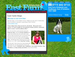 East Farm Home Page