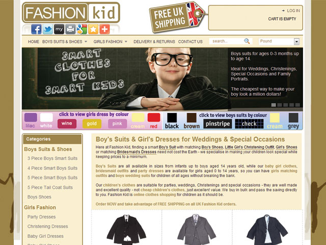 Store Receipt Excel Web Design Portfolio Latest Web Designs By Manchester Based Web  Instant Invoice Excel with Send An Invoice Word Fashionkid Shop Homepage Neat Receipts Desktop Scanner