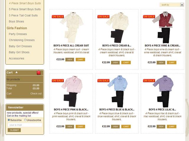 Make Invoice Online Pdf Web Design Portfolio Latest Web Designs By Manchester Based Web  Adr Depositary Receipt Pdf with Dollar Rental Car Receipt Pdf Client Fashion Kid Clothing Plumbing Receipt Template